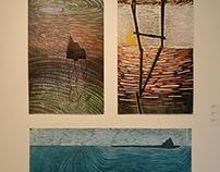 Desolation (triptych) 2013