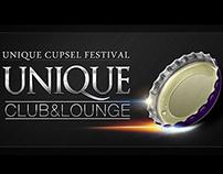 Unique Club & Lounge - Cup Game Invitation