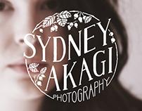 Sydney Akagi Photography Logo