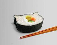 SushiCat - Super Premium Cat Food