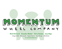 Momentum Wheels Catalog Fall 2010