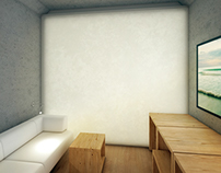 Visualizations for a bunker project