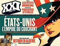 REVUE XXI n°27 COVER
