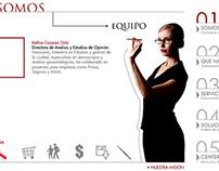 Sitio Web - Estrategia 360