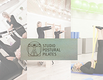 Postural Pilates - Industrial Reportage