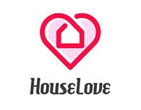 HouseLove logo
