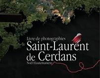 Livre St Laurent de Cerdans - Photos N. Hautetemanière