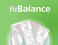 FitBalance - online store
