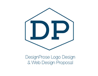 DesignProse Logo Design & Web Design Proposal