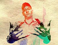 My favourite football players - Karthikeyan R