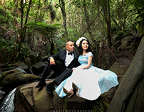 Edward Clough - Thao Bui's Wedding