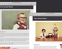 Education Email Templates