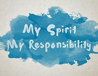 My Spirit, My Responsibility - Series Artwork