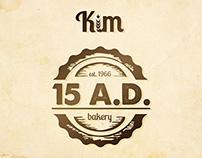 Kim 15 A.D. Bakery