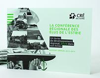Rapport annuel - CRÉE