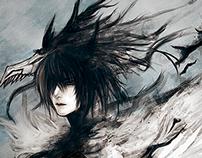 Dark Illustrations