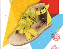 LES P'tits M | Shoes Brand