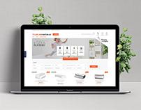 twojemeble.pl // online shop layout