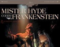 Mister Hyde contre Frankenstein