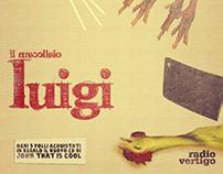 Radio Vertigo - Graphic Design