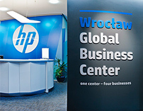 HP Global Business Center - Wroclaw