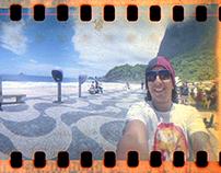 BRASIL 360º // Lomography Spinner