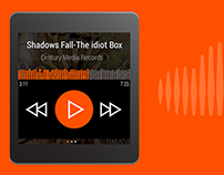 Soundcloud - Android Wear