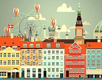 Copenhagen Eurovision Minipops Animation