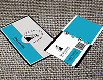 Cat Business Card Template (FREE)