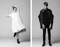 Minimal Black & White