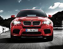 BMW X6 [Image Brochure]