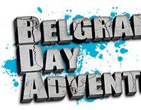 Belgrade Day Adventure - branding | web design