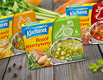 Kucharek Bouillon Cubes & Seasoning