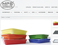 MPS Web Site Redesign