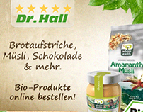 Dr. Hall - Online Reformhaus