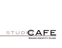 Brand Identity Guide : Studio Cafe