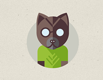 Branding  //  Youwolf
