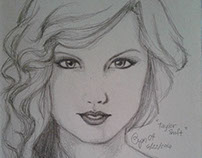Taylor Swift Sketch