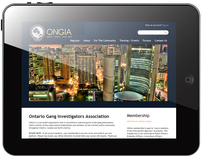 ONGIA - Ontario Gang Investigators Association