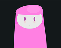 Princess Bubblegum (AT) Portrait Animation