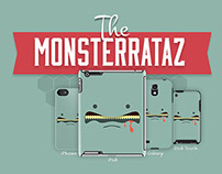The Monsterrataz: Mr. Mot J. Monster