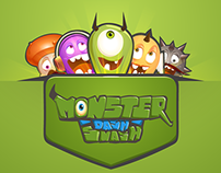 Monster Dash Smash - Android and iOS game