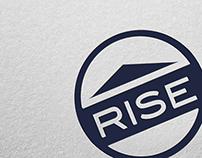 RISE: Logo Branding