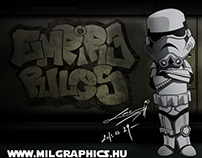 Star Wars - Stormtrooper speedpaint and vector
