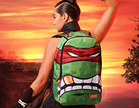 Sprayground BTS 2014 Collection (TMNT)
