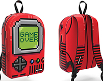 Sprayground BTS 2014 Collection (Game Over)