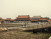 Forbiden City Beijing
