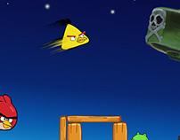 Angry Birds VS Cap. Harlock