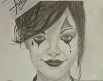Portrait for Rihanna