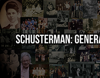 Slideshow Introduction - Schusterman: Generations